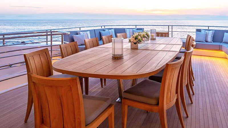 Boat & Yacht furniture repair services in Mallorca